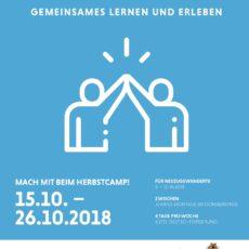 Herbstcamp 2018
