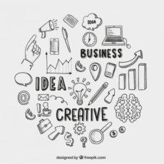 hand-gezeichnet-business-symbole_23-2147506869